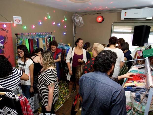 Clientes poderão conferir diversas peças neste domingo em bazar (Foto: Divulgação)