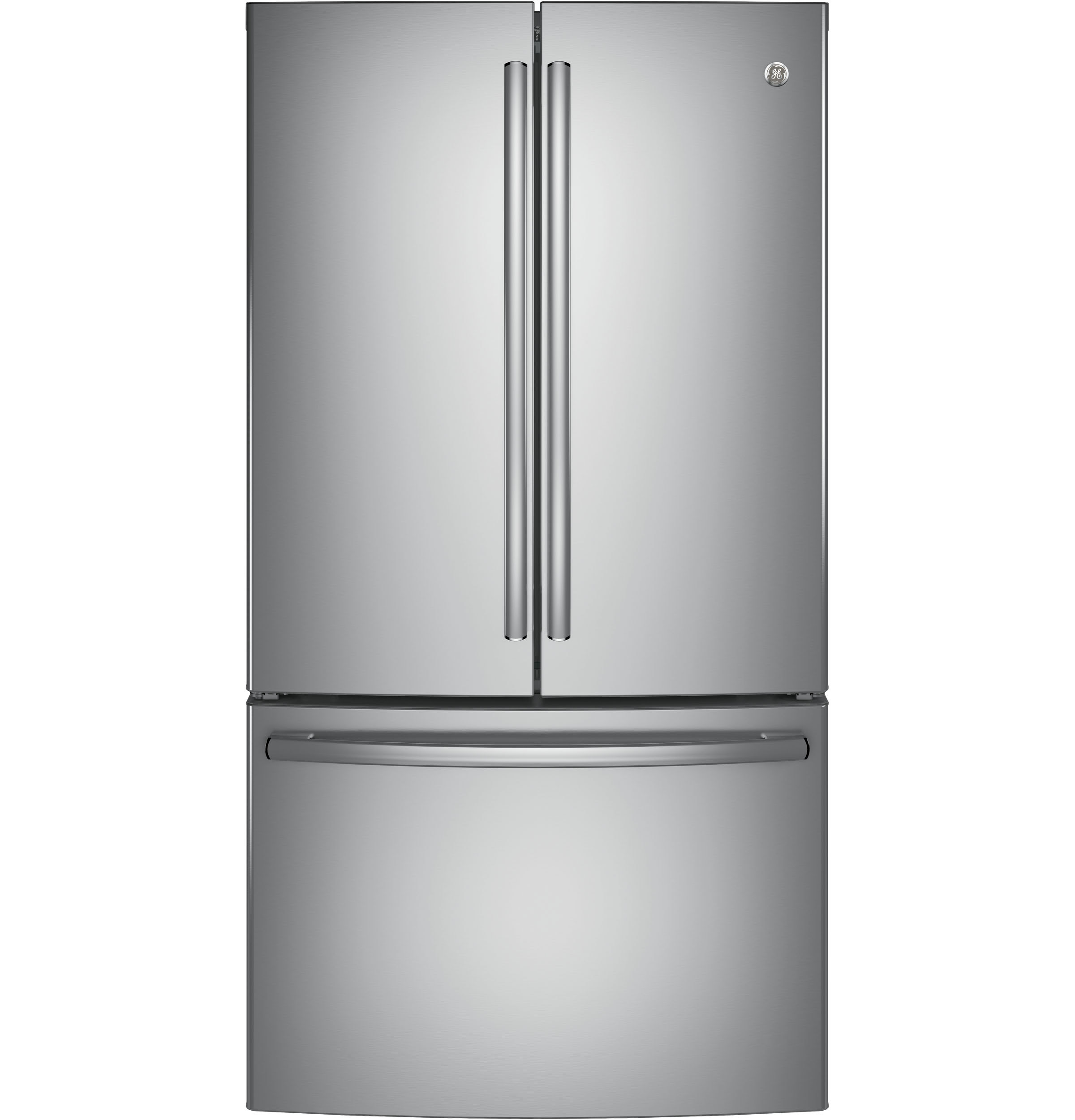 GE ENERGY STAR 28 5 Cu Ft French Door Refrigerator