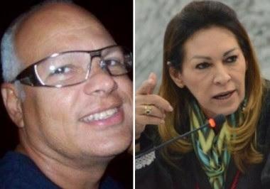 Resultado de imagem para Nelma Sarney e José Mauro