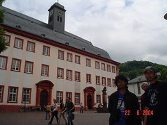 Heidelberger Universität, Heidelberg, Germany