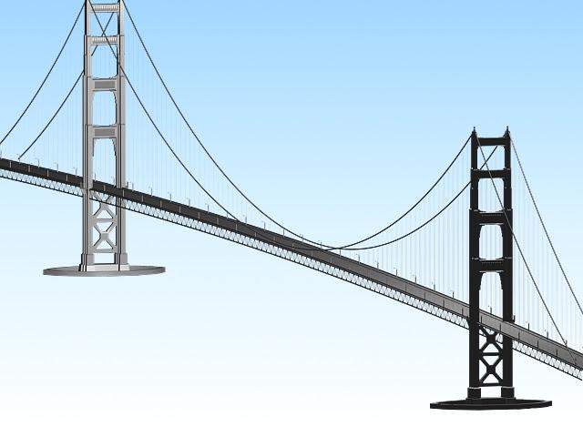 58 3D MODELS FREE BRIDGE, 3D BRIDGE MODELS FREE