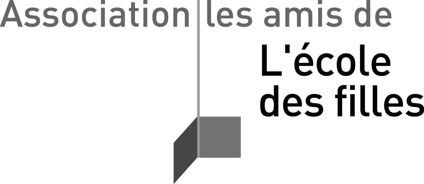logo Association les amis de l'Ecole des filles