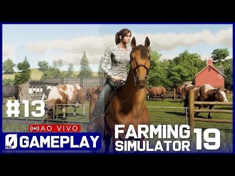 FARMING SIMULATOR 19 #13 - Mods legais pra sua fazenda! (PT-BR) | #Nv0Live