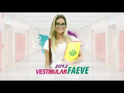 Corra e faça sua inscrição no vestibular da FAEVE. www.faeve.edu.br