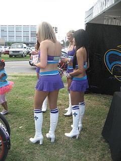 BayouBoogaloo2010HornetsCheerleadersSkirts