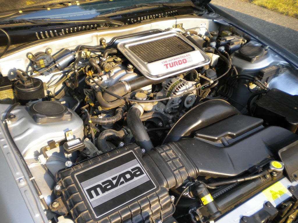 50K Miles: Sharp 1987 Mazda RX-7 Turbo II | Bring a Trailer