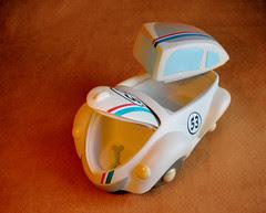 """Herbie the Love Bug"" Trinket Box"