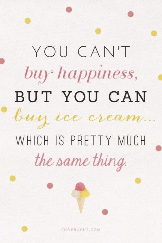 Funny Quotes Ice Cream. QuotesGram