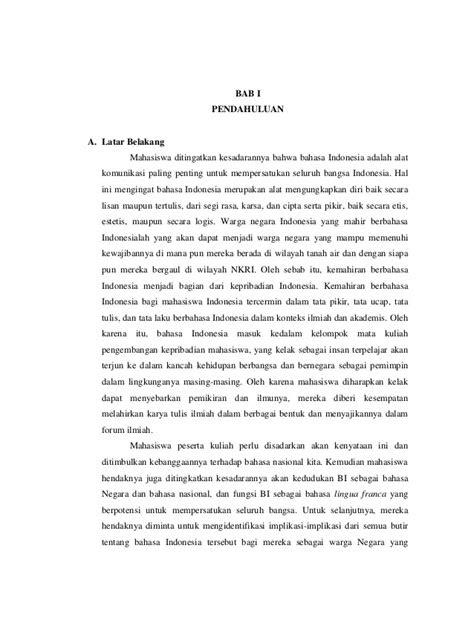 MAKALAH_Sejarah, Kedudukan, dan Fungsi Bahasa Indonesia
