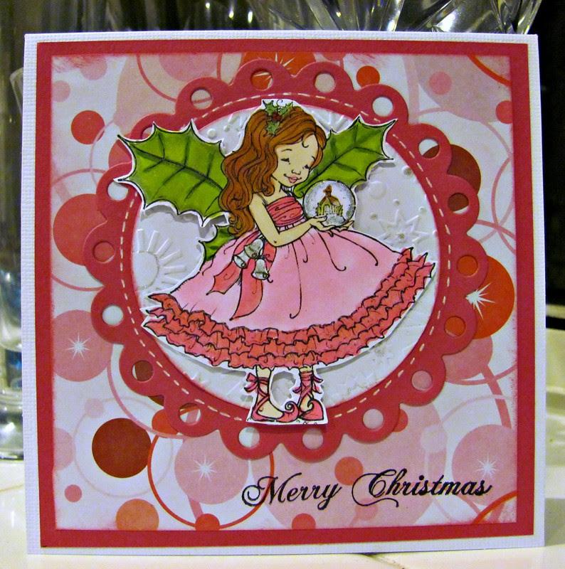 Pink and Girly Christmas