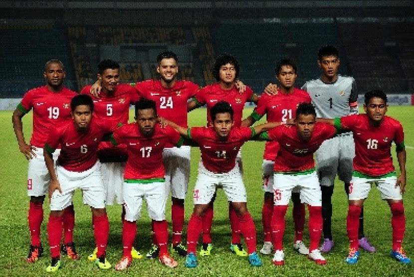 Susunan Pemain Timnas U23 Vs Kamboja  Republika Online