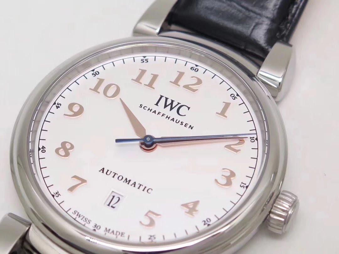 Replica IWC Da Vinci White Dial