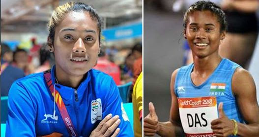 Hima Das's Coach Said She Used To Train With Boys To Enhance Her Performance