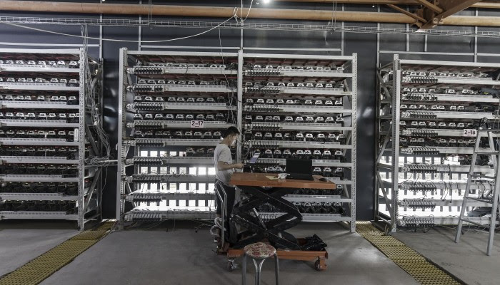 China widens bitcoin mining crackdown with Hebei campaign