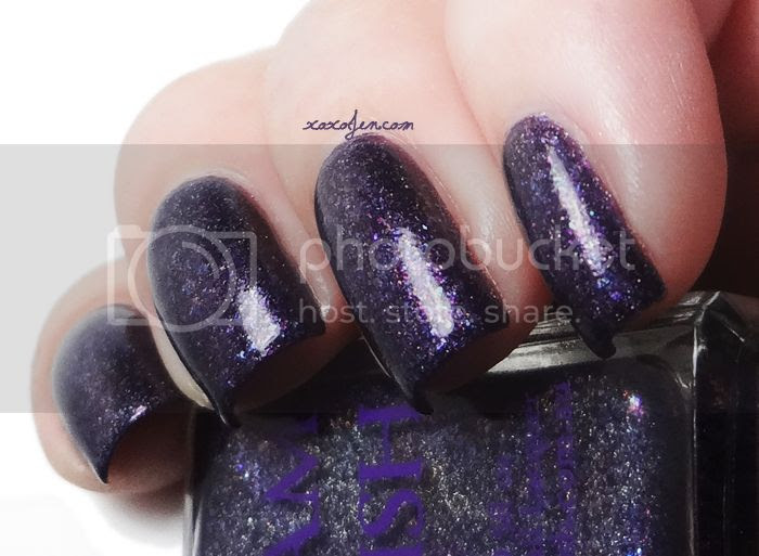 xoxoJen's swatch of Glam Polish Mines of Moria