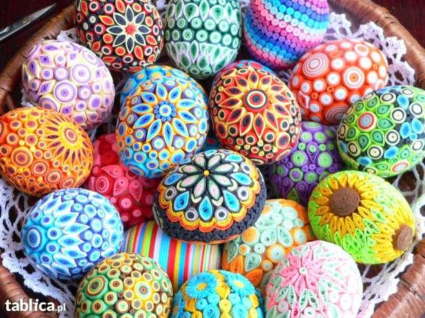 Znalezione obrazy dla zapytania jaja wielkanocne