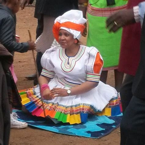 Sepedi   Traditional Attire in 2019   Sepedi traditional