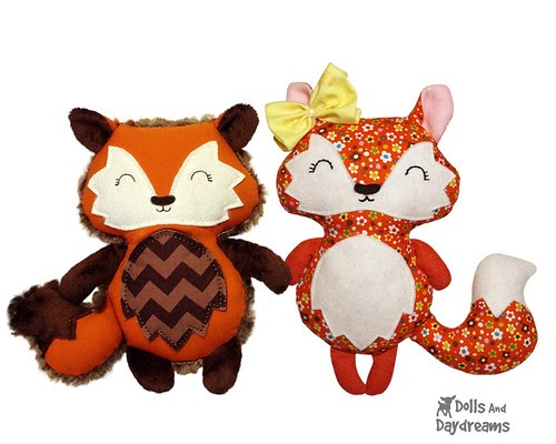 Dolls And Daydreams Doll And Softie Pdf Sewing