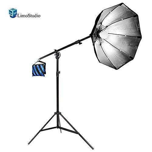 Limostudio Led Photography Studio Light Octagon Softbox Video