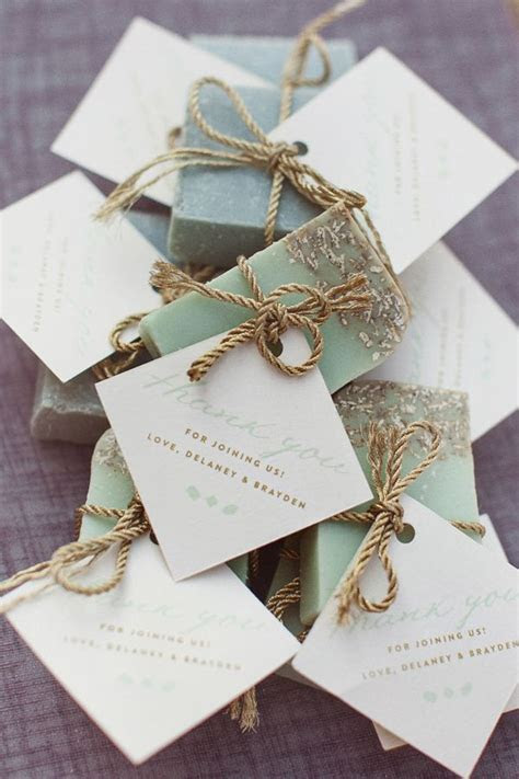 Soap wedding favors   Wedding favors ideas