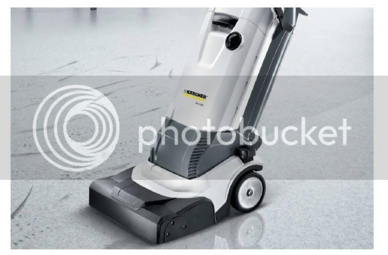 Karcher Floor Polisher Scrubber Brush Pad Holder Hard ...