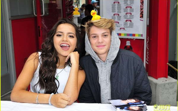 Isabela Moner Dating Jace Norman