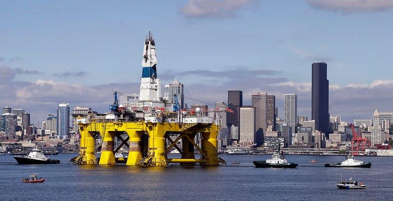 Cómo el precio del petróleo ha salvado el Ártico de un desastre ecológico