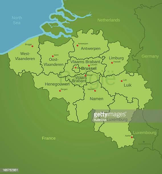 Belgium Stock Illust