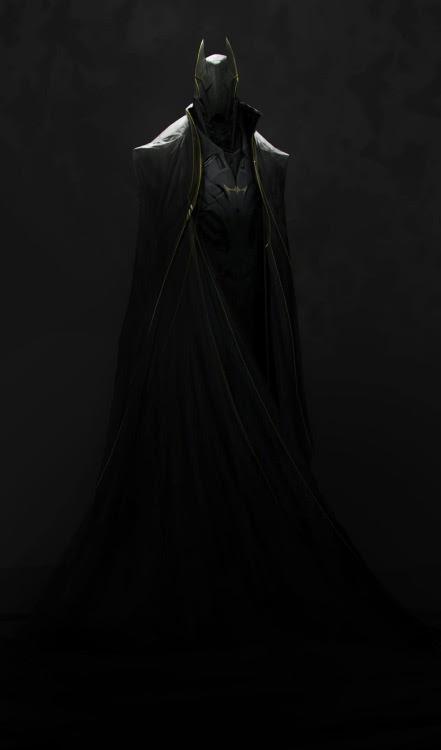 The Batman by Anthony Jones