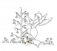 Tree Angel