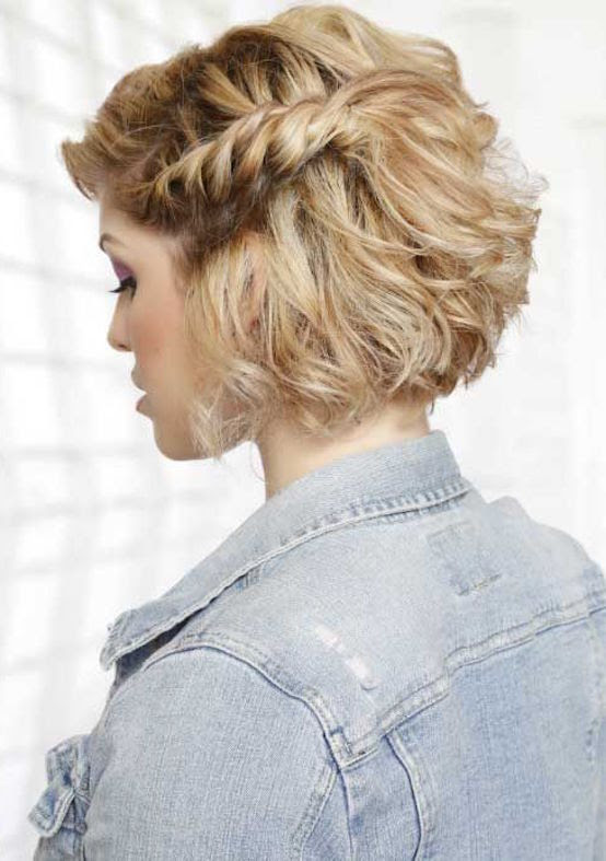 20 Prom Hairstyles For Short Hair To Try - Feed Inspiration