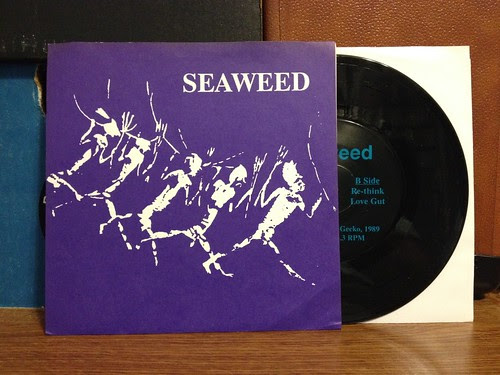 "Seaweed - Inside 7"" by Tim PopKid"