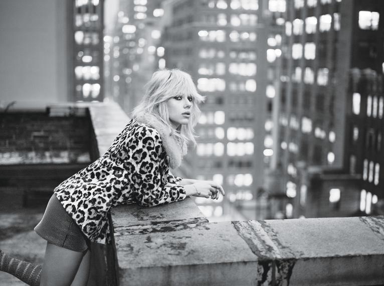 Scarlett Johanson en W Magazine foto 4