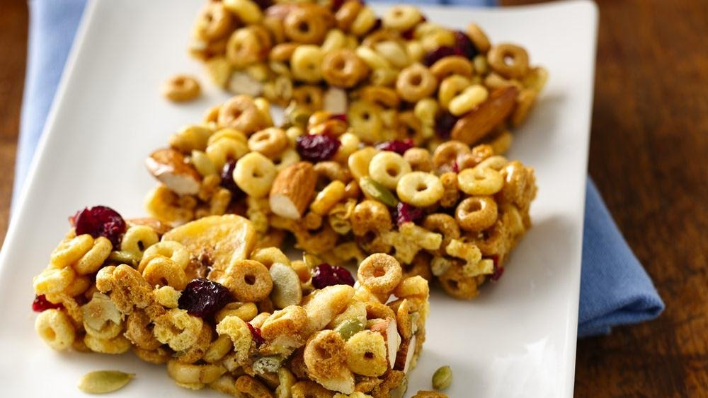 Brooke's Recipe Box: Dulce De Leche No Bake Snack Bars