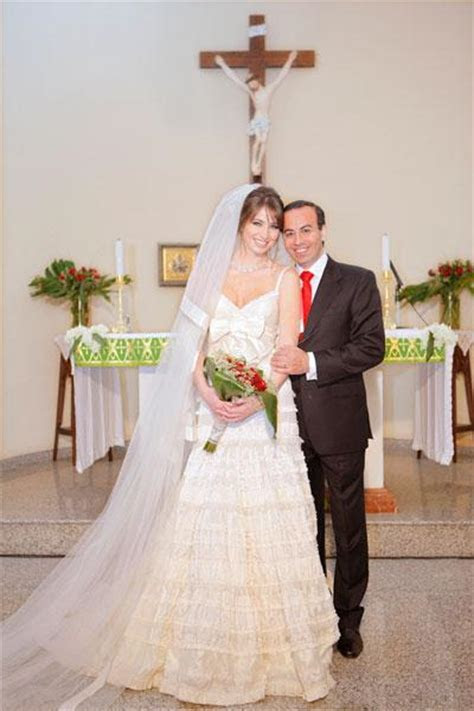 Anabella Hilal and Nader Saab's Wedding   Arabia Weddings