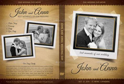 3 in 1 Retro Wedding DVD Cover Bundle #Wedding, #Retro, #