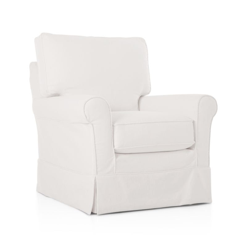 Chairs: Swivel, Rocking and Accent Chairs   Crate and Barrel