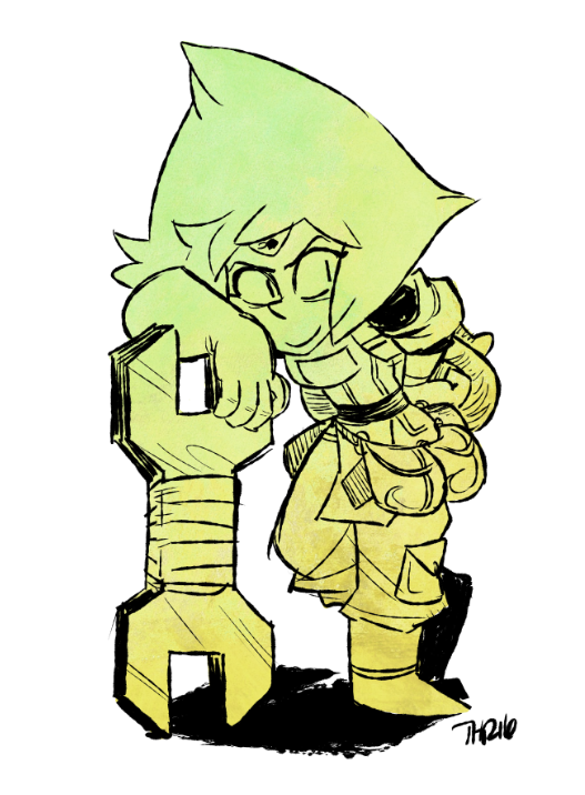 Just another lil Peri I posted to twitter.