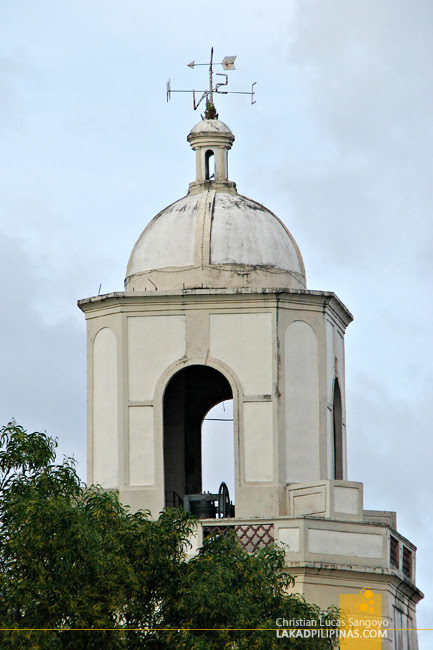 The Belfry at the Kalibo Cathedral