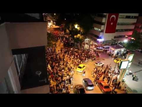 31 Mayıs 2013 Ankara support Occupy Taksim OccupyGezi