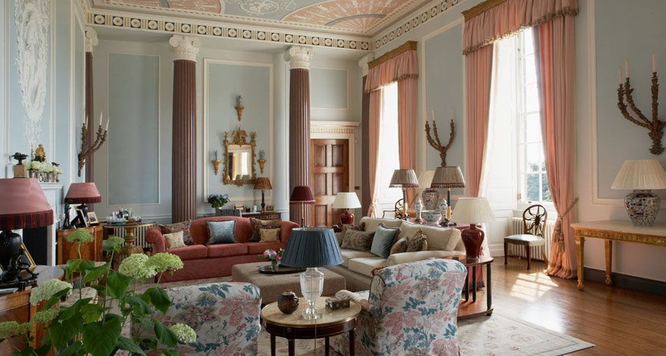 Mark Gillette Interior Design and architecture: Working in London