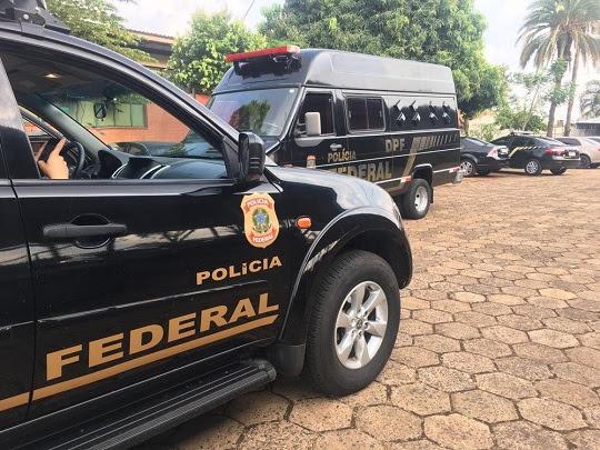 PF deflagra operação contra desvio de verba do Fies em Fernandópolis | Foto: Polícia Federal/Divulgação