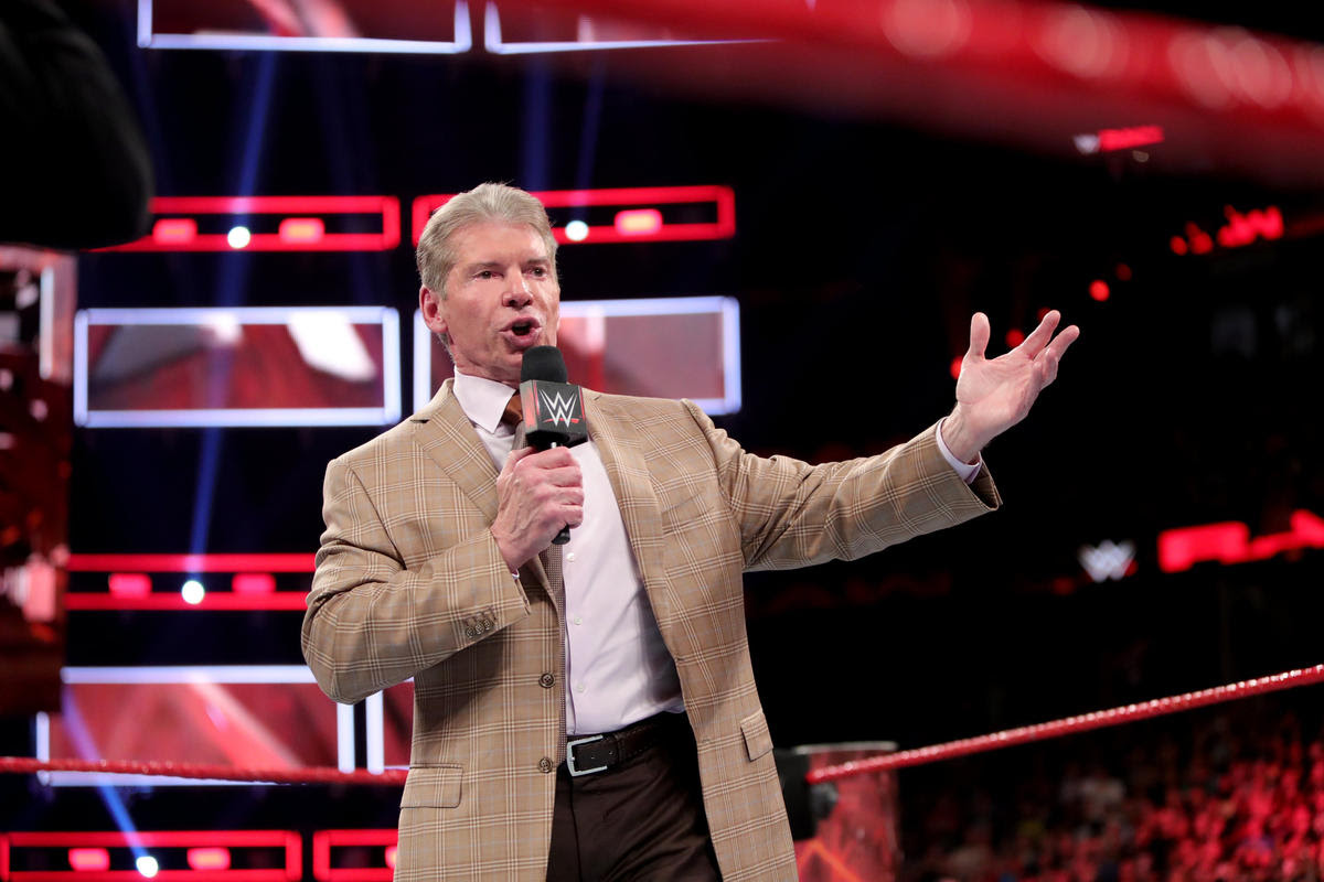 """The Chairman promises to """"shake things up"""" on Raw and SmackDown."""