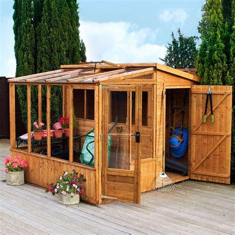 potting shed designs shedstore