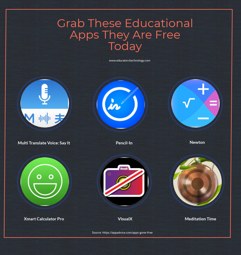Grab These Educational iPad Apps They Are Free Today