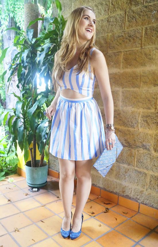 Cute Cutout Dress