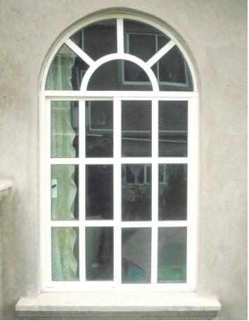 Para nuestra familia ventanas aluminio arco medio punto for Ventanas de aluminio precios argentina