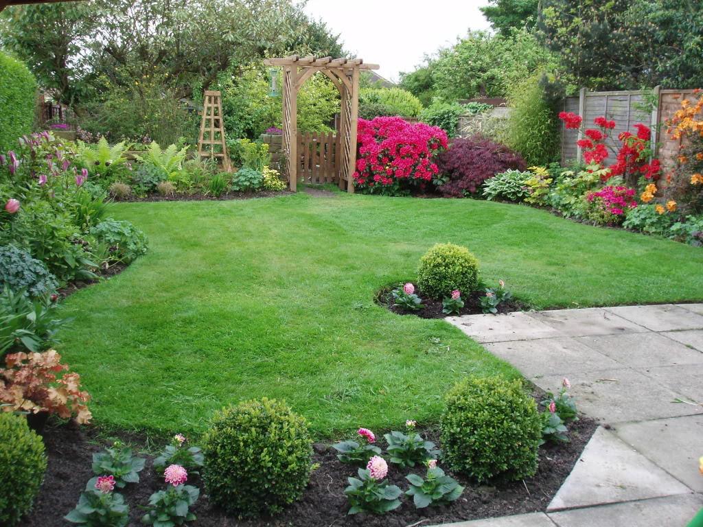Garden Border Ideas Homsgarden