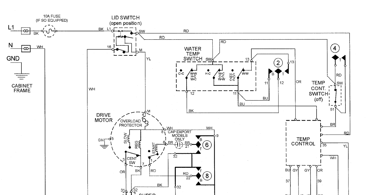 Ge Washer Smartdispense Wiring Diagram - Fusebox and Wiring Diagram  schematic-rear - schematic-rear.coroangelo.itcoroangelo.it