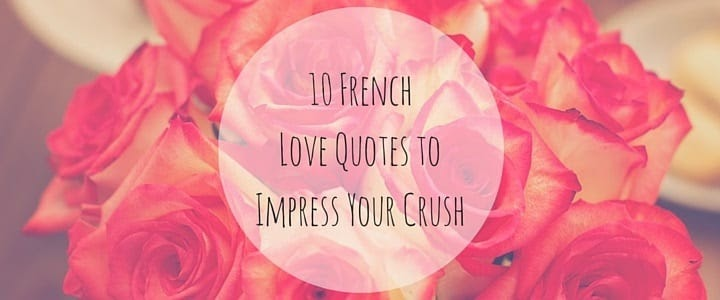 Short French Love Quotes With English Translation - Quotes ...